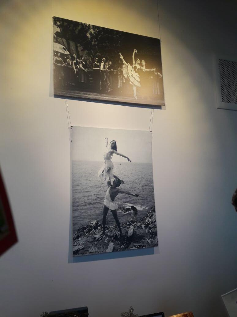 Балетмейстер Ледях